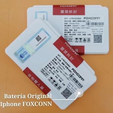 Bateria Original IPhone 8G...