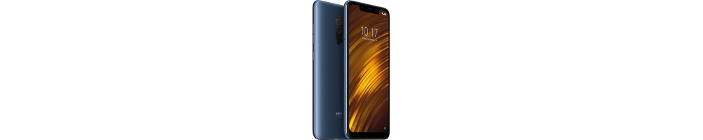 Repuestos para móviles Xiaomi Serie Pocophone