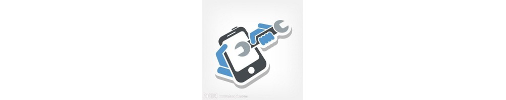 Herramientas para reparación y cambio de pantalla móvil Madrid