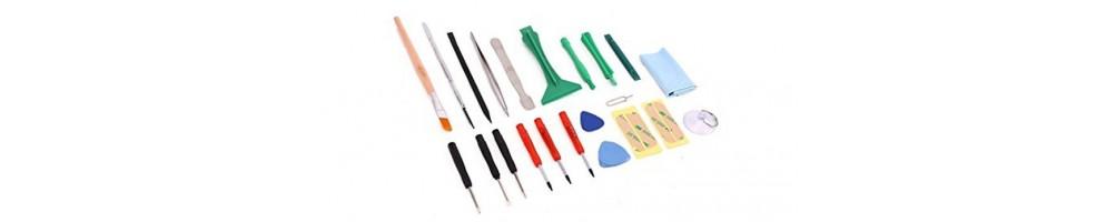 Herramientas para la reparación de móviles y tablets