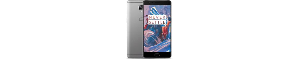 Repuestos para móviles OnePlus Serie 3